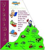 State Shapes Virginia - Erik A Bruun