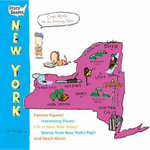 State Shapes New York - Erik A Bruun