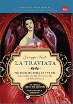 La Traviata : Black Dog Opera Library Series - Giuseppe Verdi
