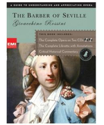 The Barber of Seville : Black Dog Opera Library Series - Gioacchino Rossini