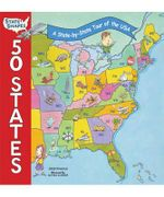 50 States : A State-by-State Tour of the USA - Erin McHugh