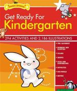 Get Ready for Kindergarten : Get Ready for School Series - Jane Carole