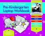 Get Ready for School Pre-k Laptop Workbook : Uppercase Letters, Tracing, Beginning Sounds, Writing, Patterns - Heather Stella