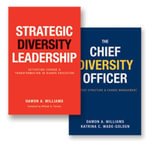 The Diversity Leadership Set : Two Volume Set - Damon A. Williams