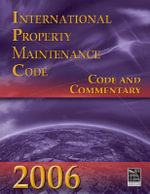 2006 International Building Code : Code & Commentary, Volume 1 - Delmar Publishers