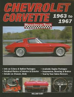 Chevrolet Corvette 1963 to 1967 - William Burt