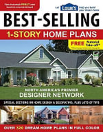 Best-Selling 1-Story Home Plans : Home Plans