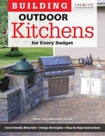 Affordable Outdoor Kitchens : How to Build an Outdoor Kitchen on Any Budget - Steve Cory