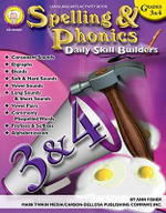 Spelling & Phonics, Grades 3 - 4 - Ann Fisher