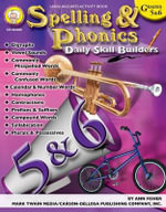 Spelling & Phonics, Grades 5 - 6 : Spelling and Phonics, Grades 5 - 6 - Ann Fisher