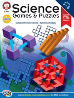 Science Games and Puzzles, Grades 5 - 8 - Schyrlet Cameron
