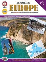 Exploring Europe, Grades 5 - 8 - Ph. D. Michael Kramme