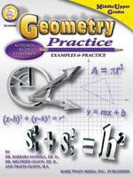 Geometry Practice Book, Grades 7 - 8 - Ed D. Barbara R. Sandall