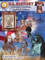U.S. History, Grades 6 - 8 : Inventors, Scientists, Artists, & Authors - Victor Hicken