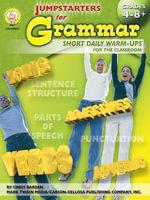 Jumpstarters for Grammar, Grades 4 - 8 - Cindy Barden