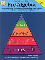 Pre-Algebra, Grades 5 - 8 - Myrl Shireman