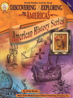 Discovering & Exploring the Americas, Grades 4 - 7 - Cindy Barden
