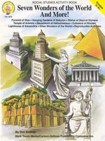 Seven Wonders of the World and More!, Grades 5 - 8 - Don Blattner