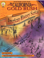 California Gold Rush, Grades 4 - 7 - Cindy Barden