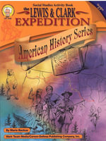 Lewis and Clark Expedition, Grades 4 - 7 - Maria Backus