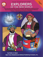 Explorers of the New World, Grades 4 - 7 - Walter A. Hazen