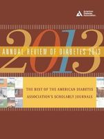 Annual Review of Diabetes : Finding the Positive and Profound in Your Childbir...