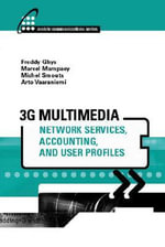 3g Multimedia Network Services, Accounting, and User Profiles - Freddy Ghys