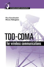TDD-CDMA for Wireless Communication - Esmailzadeh