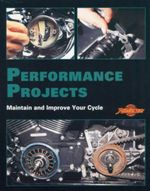 Performance Projects : Maintain and Improve Your Cycle