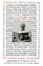 Useful Knowledge - Ms Gertrude Stein