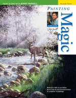 Painting Magic : Paint along with Jerry Yarnell - Volume three - Jerry Yarnell