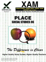 Place Social Studies 06 Teacher Certification Test Prep Study Guide - Sharon Wynne