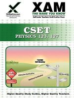 Cset Physics 123, 127 Teacher Certification Test Prep Study Guide - Sharon Wynne