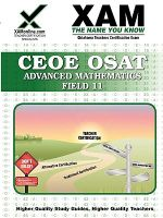Ceoe Osat Advanced Mathematics Field 11 Teacher Certification Test Prep Study Guide - Sharon Wynne