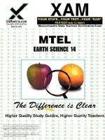 Mtel Earth Science 14 Teacher Certification Test Prep Study Guide - Sharon Wynne