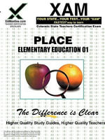 Place 01 Elementary Education Teacher Certification Exam - Sharon Wynne