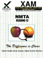 Nmta Reading 13 Teacher Certification Test Prep Study Guide - Sharon Wynne
