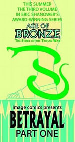 Age of Bronze : Betrayal v. 3 - Eric Shanower