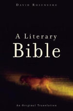 A Literary Bible-OE - David Rosenberg