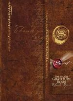 The Secret Gratitude Book - Rhonda Byrne