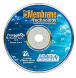 2012 Awwa/Amta Membrane Technology Conference & Exposition Proceedings on CD - Multiple Contributors