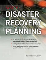System I Disaster Recovery Planning : Dolewski, Richard - Richard Dolewski