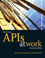 IBM System I APIs at Work : MC PRESS - Bruce Vining