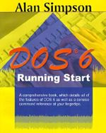 DOS 6 Running Start - Alan Simpson
