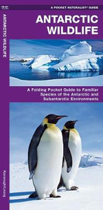 Antarctic Wildlife : A Folding Pocket Guide to Familiar Species of the Antarctic Continent and Subantarctic Environments - Senior James Kavanagh