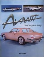 Avanti the Complete Story : The Complete Story - John Hull