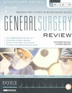 General Surgery : Pearls of Wisdom - Matthew J Blecha