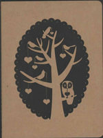 Beci Orpin Journal Love Tree :  Love Tree - Beci Orpin