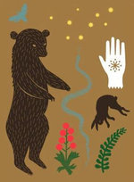 Beci Orpin Journal : Bear Magic - Beci Orpin