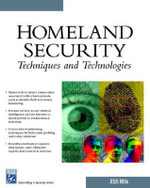 Homeland Security Techniques and Technologies - Jesus Mena